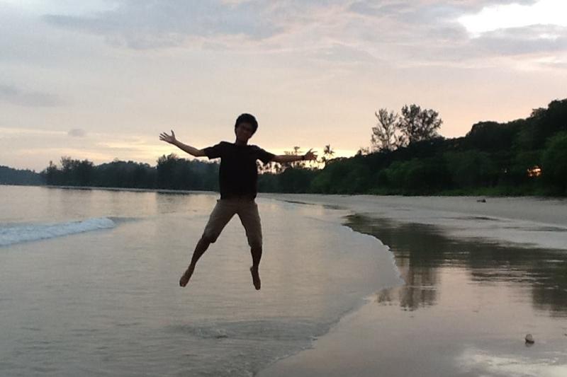 pantai bangka