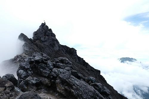 gunung merapi via selo