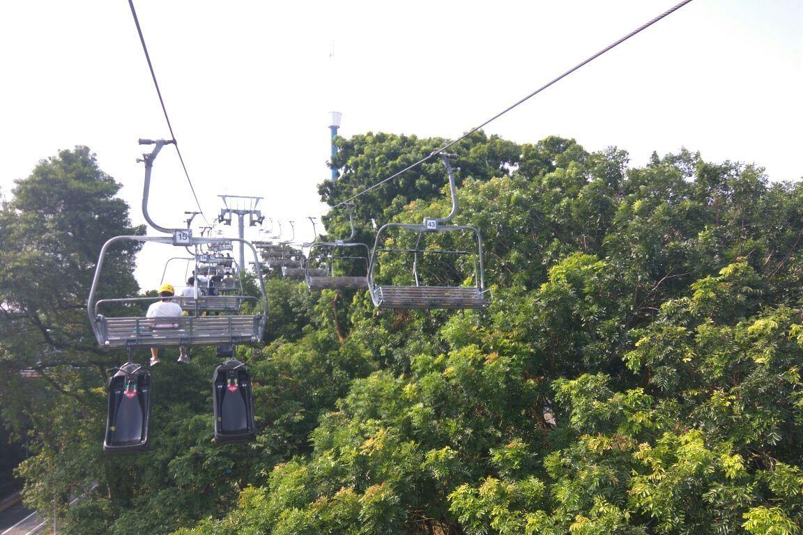 skyride singapore