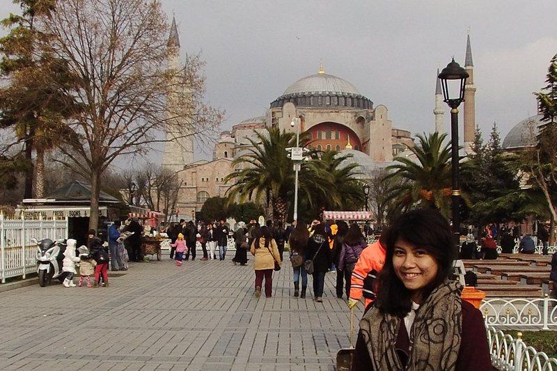 eksplorasi istanbul