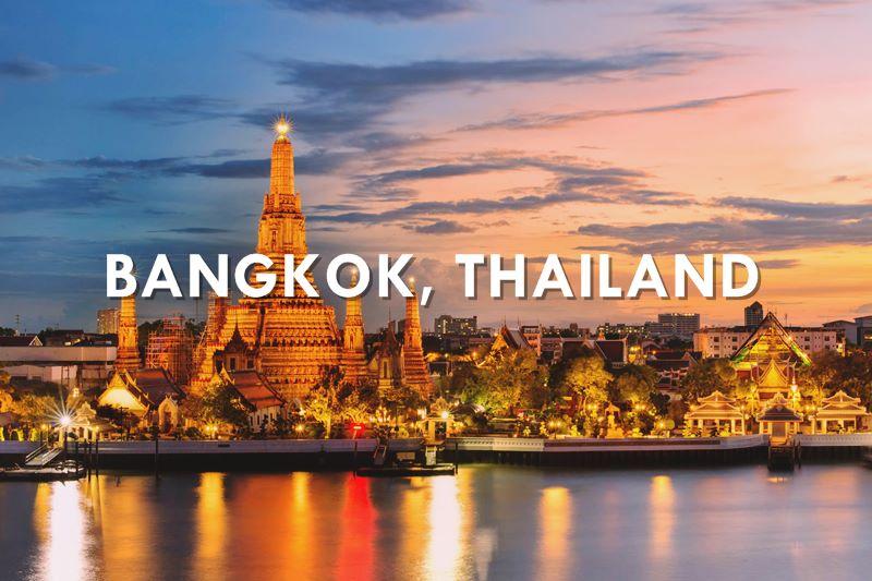 itinerary ke bangkok