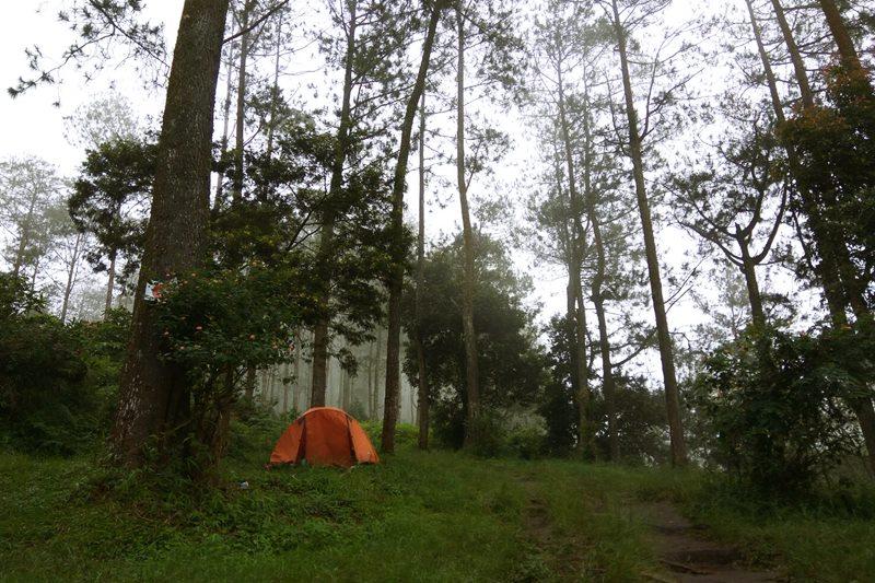 tempat camp semarang
