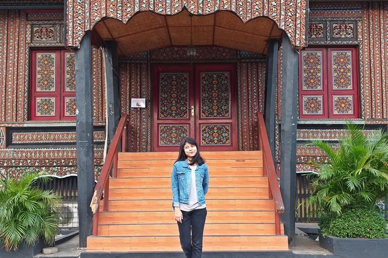 jelajah indonesia di TMII