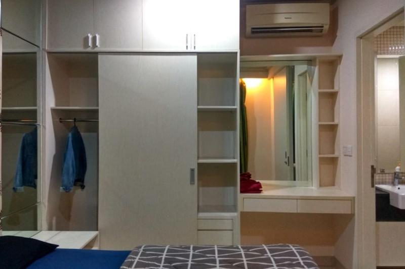 sewa apartement di airbnb