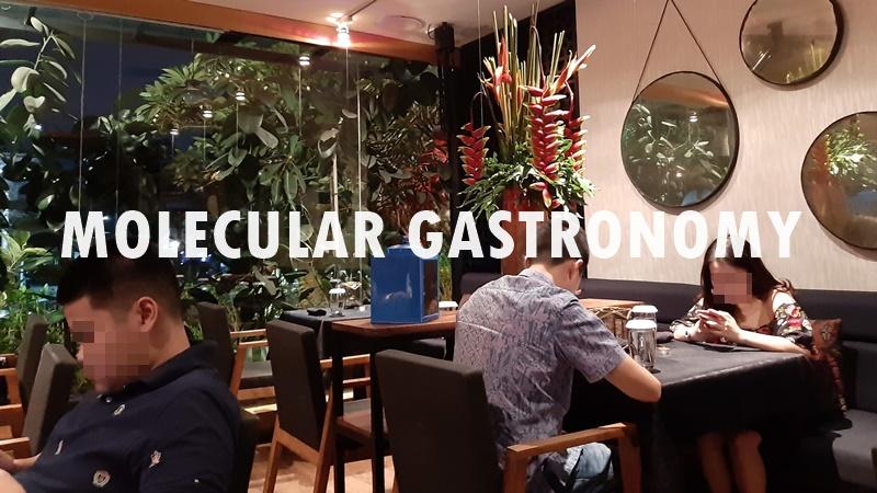 molecular gastronomy namaaz dining