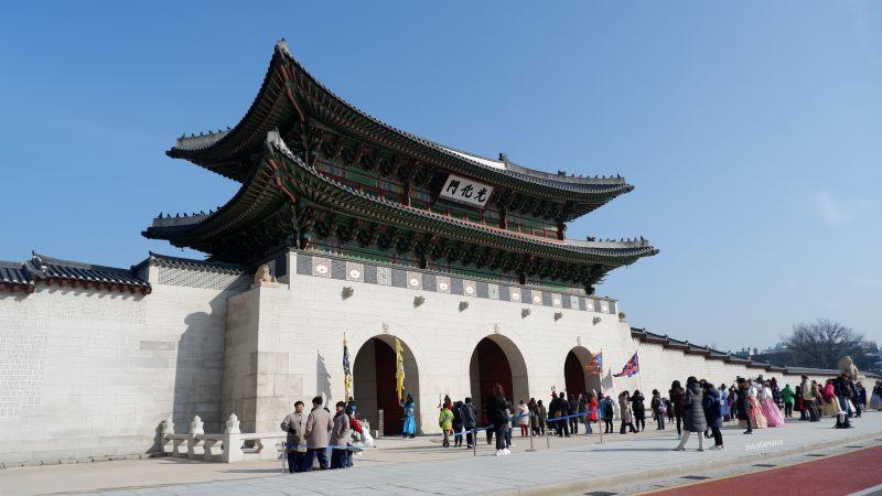 tempat wisata wajib korea selatan