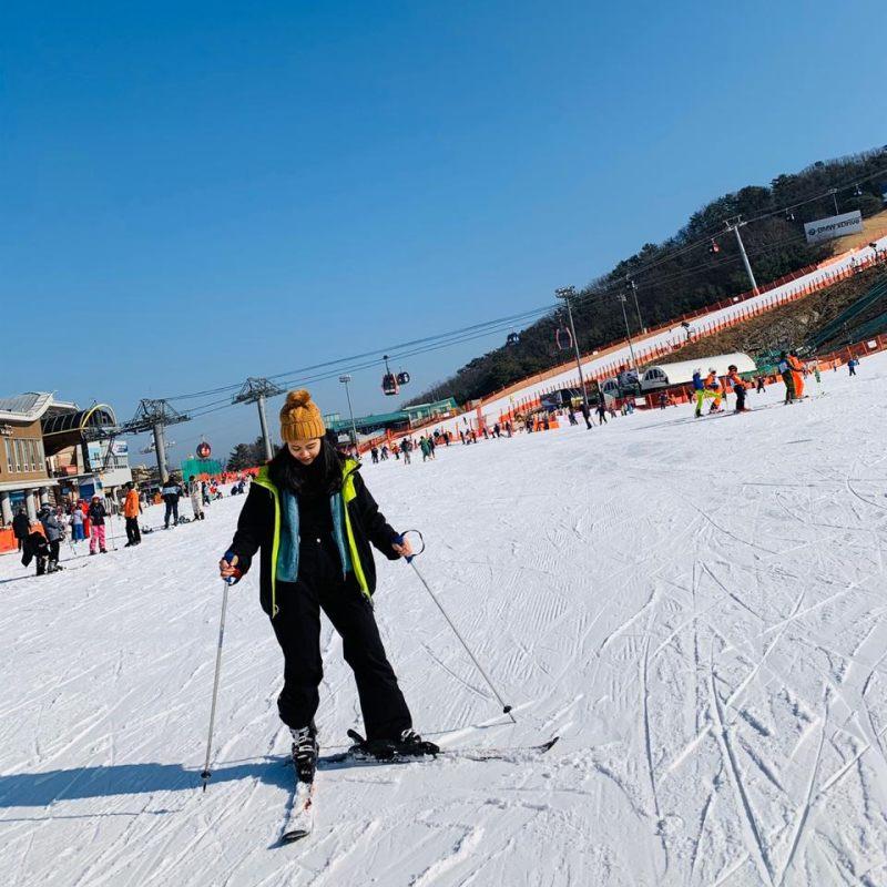 itinerary korea selatan